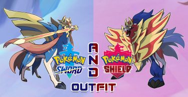Pokémon Sword and Shield Outfit
