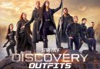 Star Trek Discovery S03 Outfits