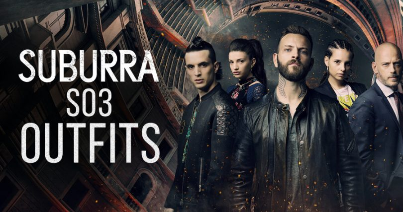 Suburra S03 Outfits