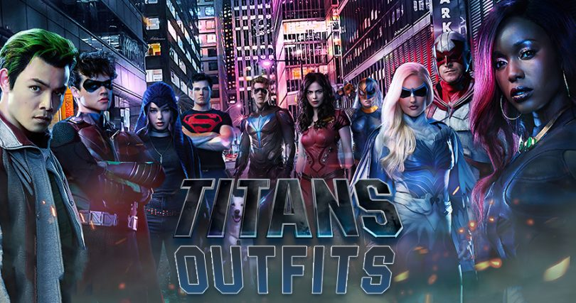 Titans S03 Outfits