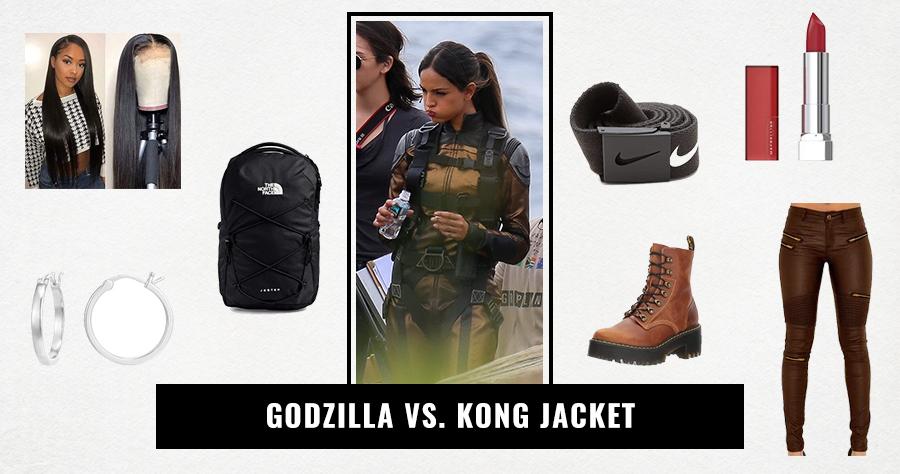 Godzilla vs. Kong Jacket