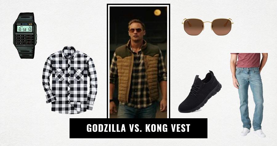 Godzilla vs. Kong Vest