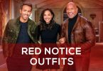 Red Notice Outfits