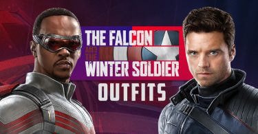 The Falcon and The Winter Soldier Outfits