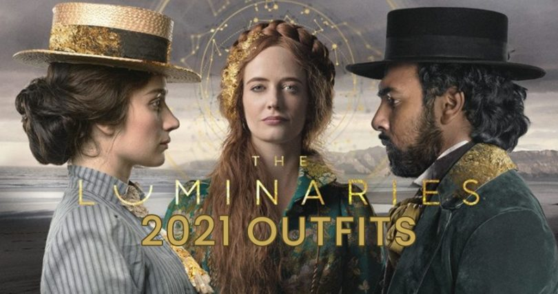 The Luminaries 2021 Outfits