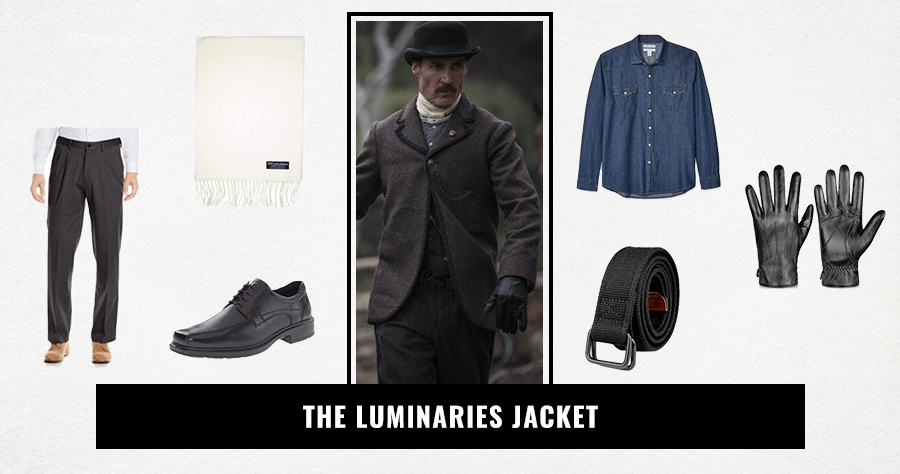 The Luminaries Jacket