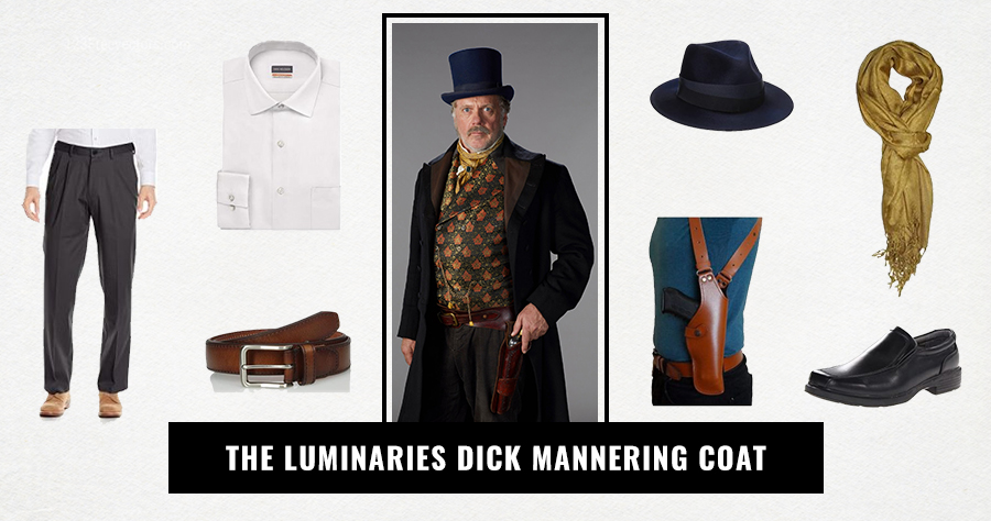 The Luminaries Dick Mannering Coat
