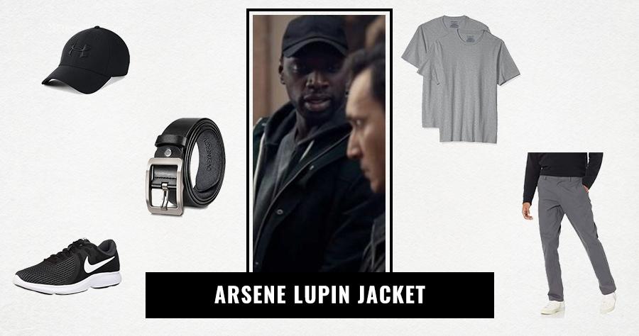 Arsene Lupin Jacket