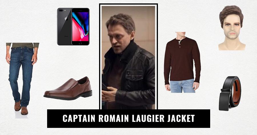 Captain Romain Laugier Jacket