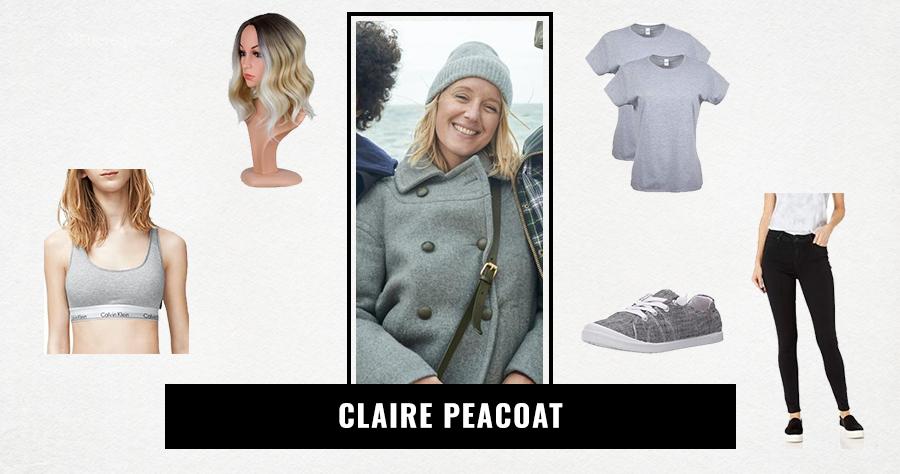 Claire Peacoat