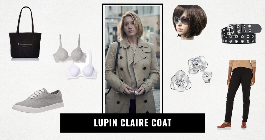 Lupin Claire Coat