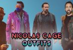 Nicolas Cage Outfits