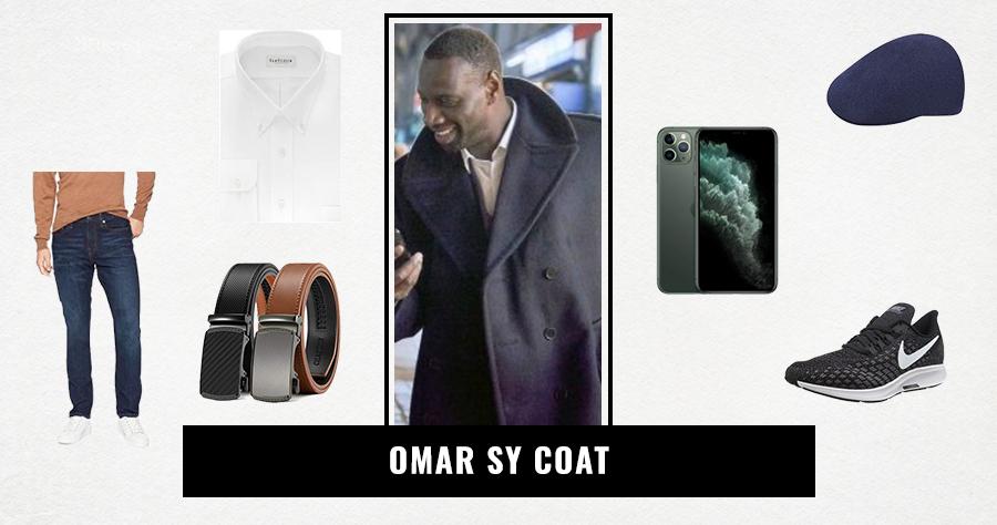 Omar Sy Coat