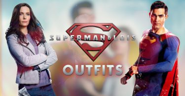 Superman and Lois Outfits
