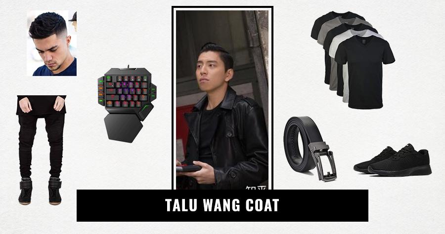 Talu Wang Coat