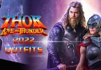 Thor Love And Thunder 2022 Outfits