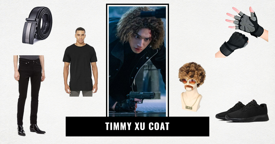 Timmy Xu Coat