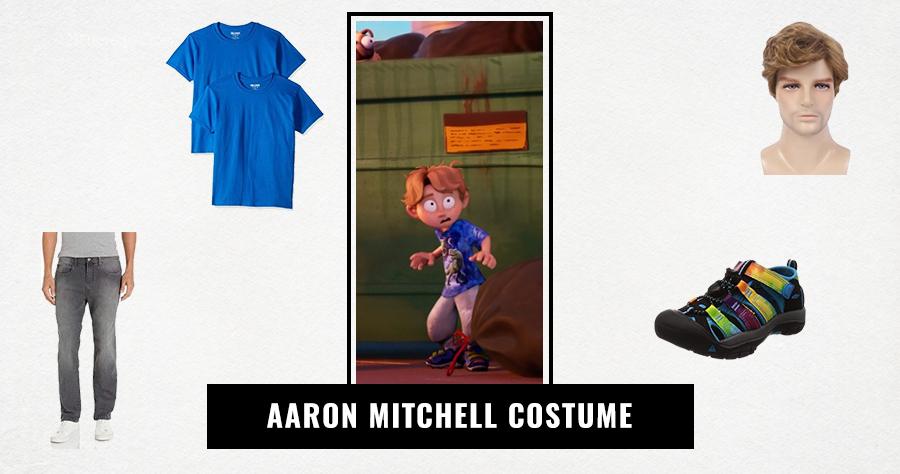 Aaron Mitchell Costume