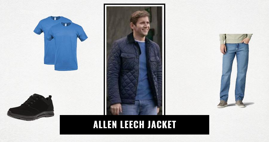 Allen Leech Jacket