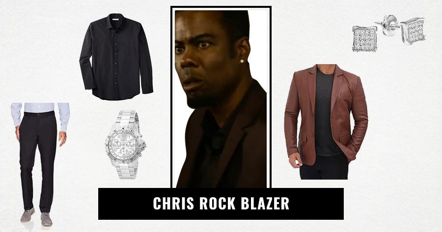 Chris Rock Blazer