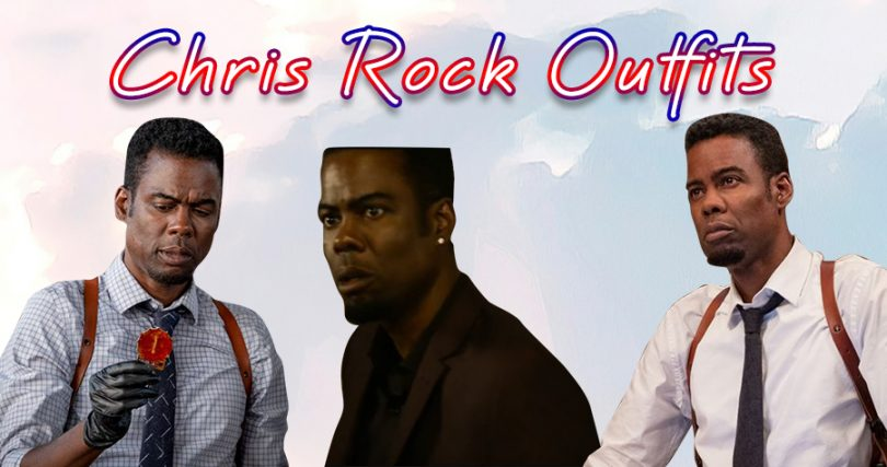 Chris Rock Outfits