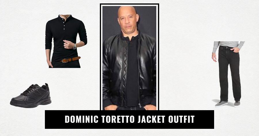 Dominic Toretto Jacket Outfit
