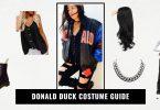 Donald Duck Costume Guide