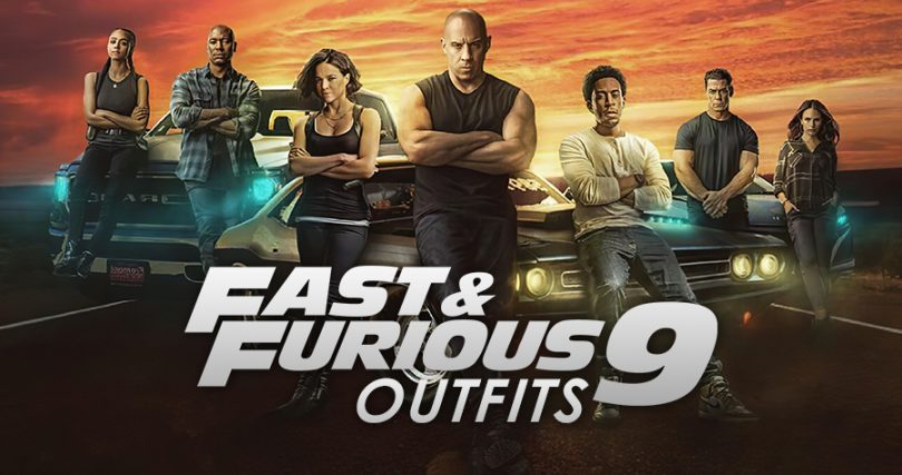 Fast and Furious 9 Outfits