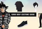 Goku Drip Costume Guide