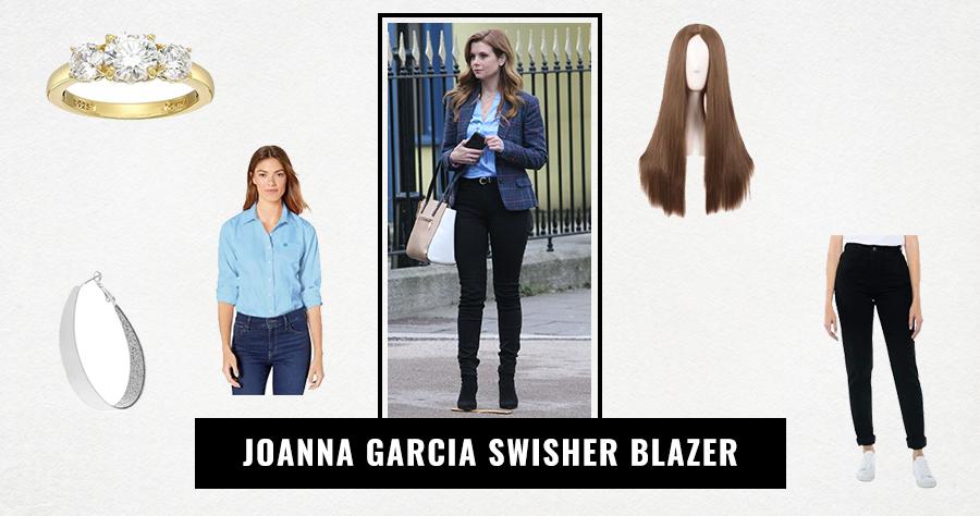 JoAnna Garcia Swisher Blazer