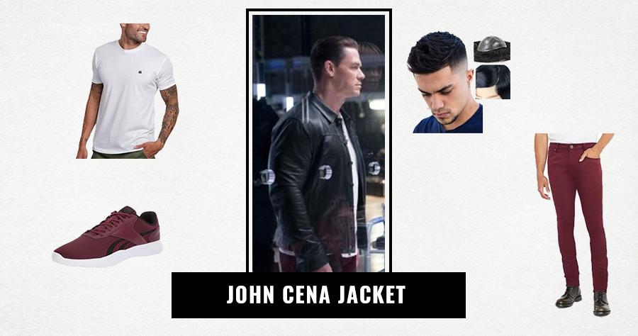 John Cena Jacket