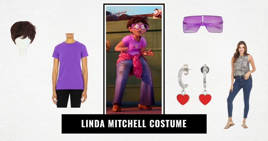 Linda Mitchell costume