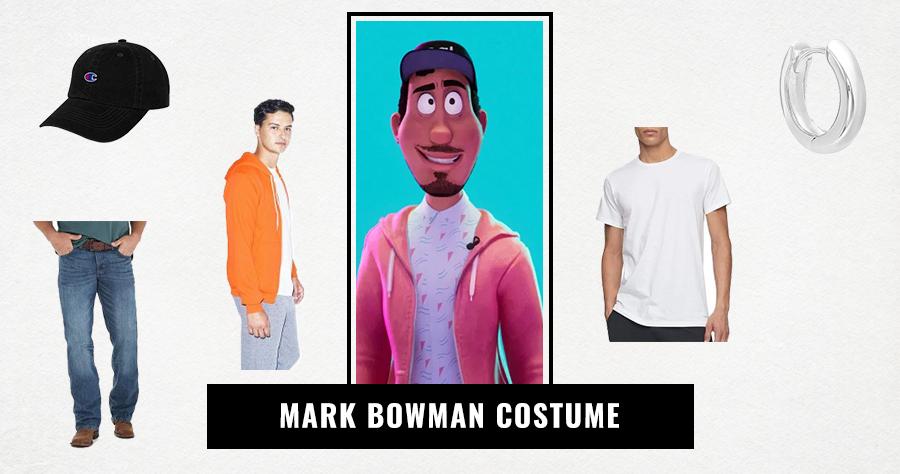 Mark Bowman Costume