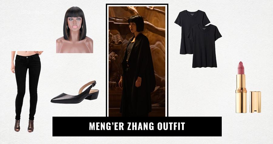 Meng'er Zhang Outfit