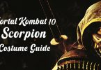 Mortal Kombat 10 Scorpion Costume Guide