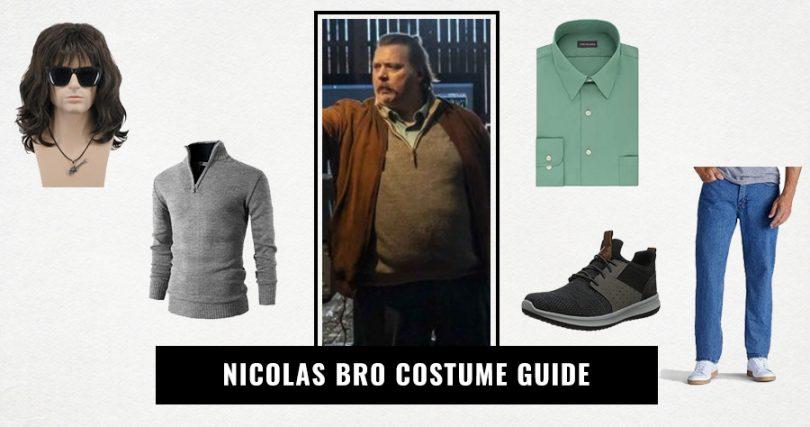 Nicolas Bro Costume Guide