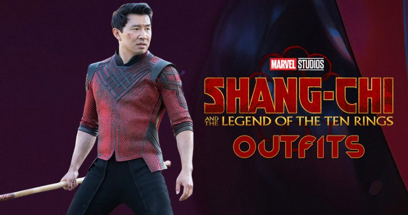 Shang-Chi and the Legend of the Ten Rings Outfits
