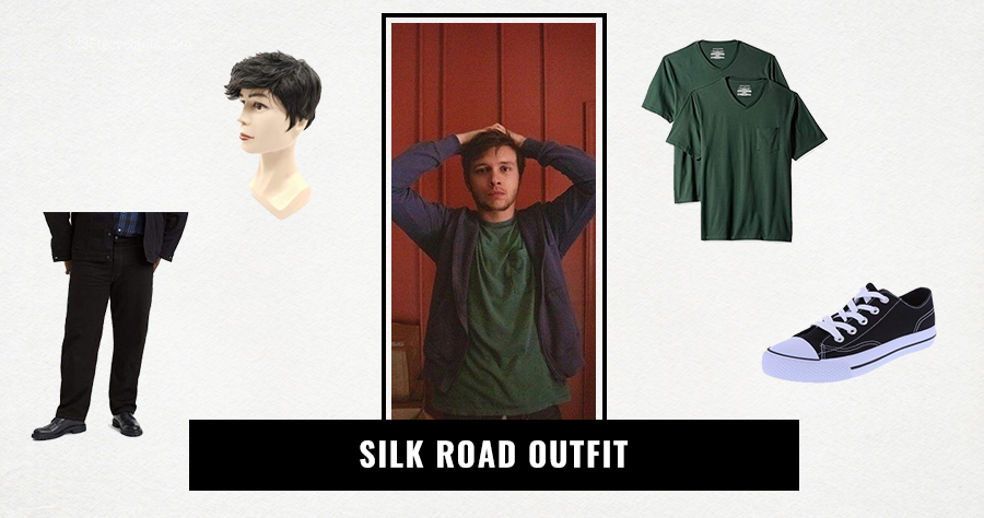 Silk Road Outfit