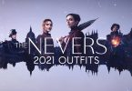 The Nevers 2021 Outfits