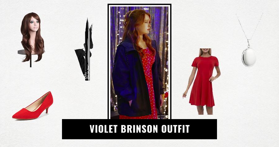 Violet Brinson Outfit