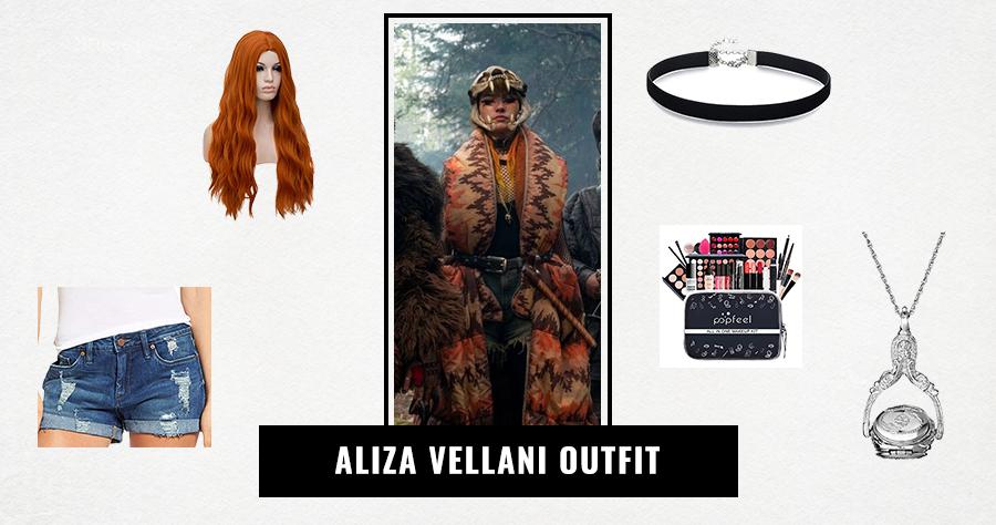 Aliza Vellani Outfit