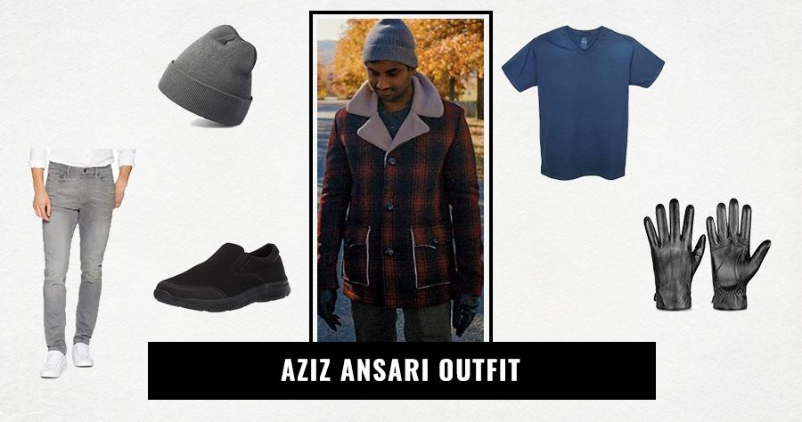 Aziz Ansari Outfit