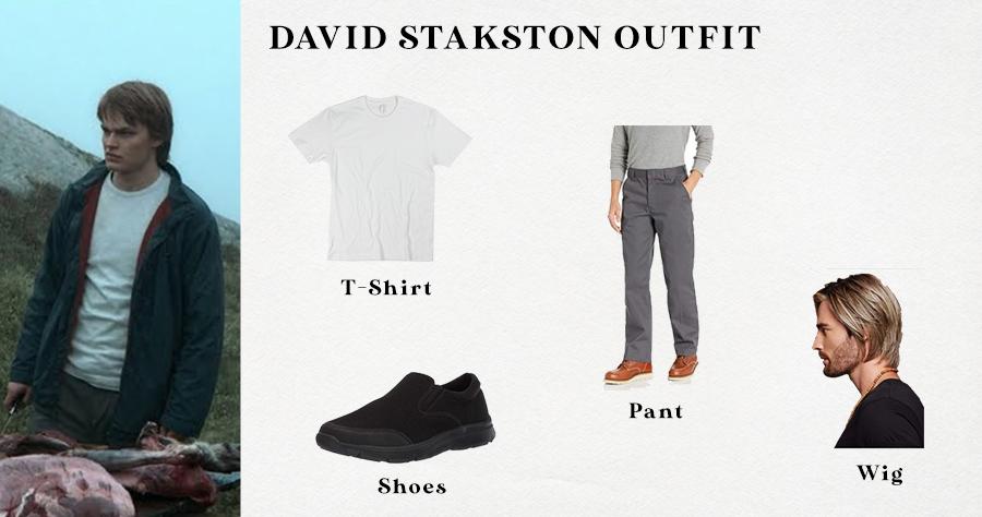 David Stakston Outfit