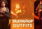DeathLoop Outfits