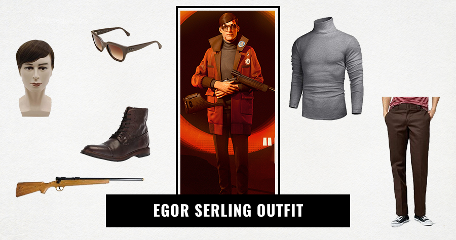 Egor Serling Outfit
