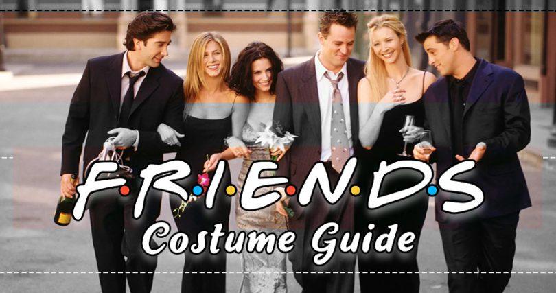 Friends Costume Guide