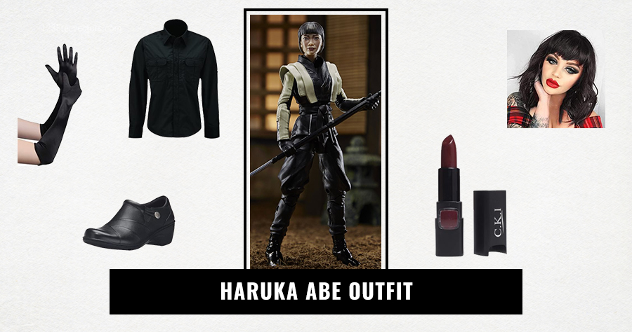 Haruka Abe Outfit