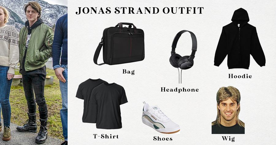 Jonas Strand Outfit
