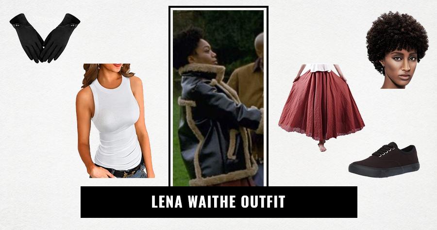 Lena Waithe Outfit