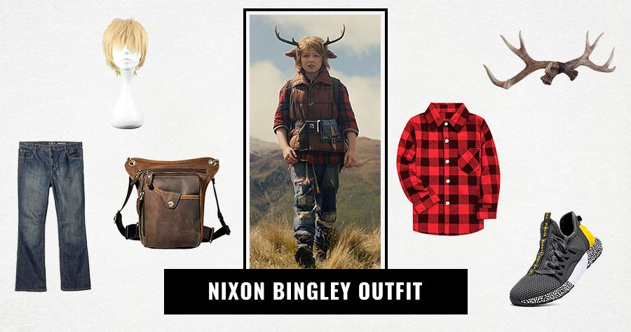 Nixon Bingley Outfit